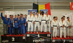 podium national 2012